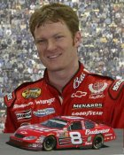 Dale Earnhardt Jr. LIMITED STOCK 2005 Composite Photo 8X10