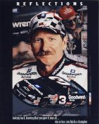 Dale Earnhardt Reflections Composite 8X10 Photo