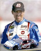 Kyle Petty 2004 Composite 8X10 Photo