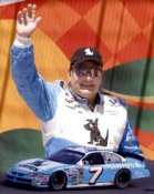 Jimmy Spencer 2003 Composite 8X10 Photo