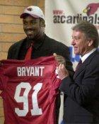 Wendell Bryant Draft Day Arizona Cardinals 8X10