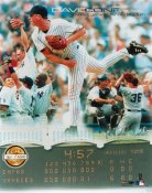 Dave Cone No Hitter David Cone New York Yankees 8X10 Photo LIMITED NUMBERED -