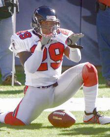 Keion Carpenter Atlanta Falcons 8X10