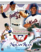 Nolan Ryan Hall of Fame Limited Edition Numbered 8X10