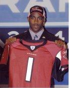 DeAngelo Hall Draft Day Atlanta Falcons 8X10