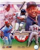 Kirby Puckett Limited Edition 8X10 Photo