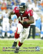 TJ Duckett Atlanta Falcons 8X10