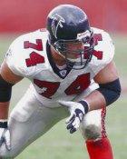 Todd Weiner Atlanta Falcons 8X10