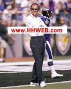 Brian Billick Coach Baltimore Ravens 8X10 Photo