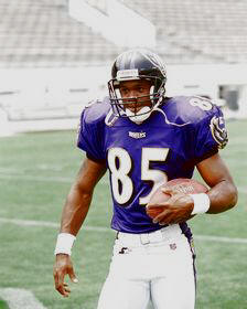Pat Johnson Baltimore Ravens 8X10