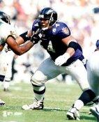 Edwin Mulitalo LIMITED STOCK Baltimore Ravens 8X10