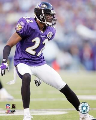 Samari Rolle Baltimore Ravens 8X10 Photo