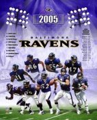 Ravens 2005 Baltimore 8x10 Photos