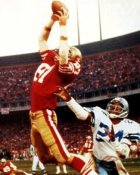 Dwight Clark The Catch 49ers 8X10 Photo LIMITED STOCK