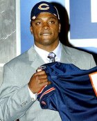 Cedric Benson Draft Day Chicago Bears 8X10