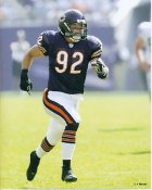 Hunter Hillenmeyer Chicago Bears 8X10 Photo