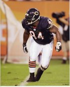Terry Johnson Tank Johnson Rookie #94 Bears 8X10
