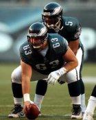 Hank Fraley Philadelphia Eagles 8X10