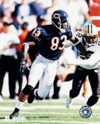 David Terrell Chicago Bears 8X10 photo