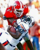 Odell Thurman Georgia Bulldogs 8X10
