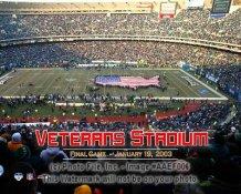 Veterans Stadium Philadelphia Eagles 8X10