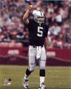 Kerry Collins Oakland Raiders 8X10