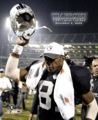 Tim Brown 1000th Career Catch Oakland Raiders 8X10
