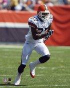 Andre Davis Cleveland Browns 8X10