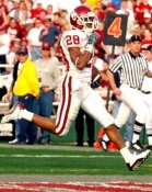 Antonio Perkins Oklahoma Sooners 8X10 Photo