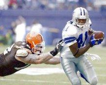 Ryan Tucker Cleveland Browns 8X10