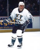 Brian Bellows Anaheim Mighty Ducks 8x10