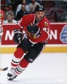 Doug Gilmoune LIMITED STOCK Chicago Blackhawks 8x10 Photo