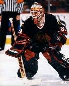 Jeff Hackett Chicago Blackhawks 8x10