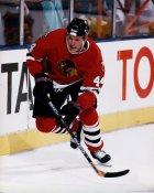 Patrick Poulin Chicago Blackhawks 8x10