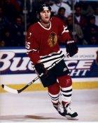 Jim Cummins Chicago Blackhawks 8x10 Photo