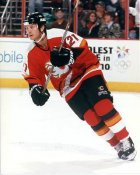 Andrew Cassels Calgary Flames 8x10 Photo