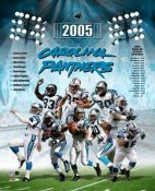 Carolina Panthers 2005 8X10