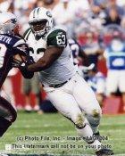 Dewayne Robertson New York Jets 8X10