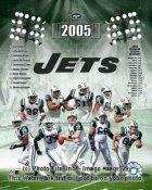 Jets 2005 New York Composite 8X10