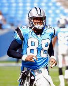 Karl Hankton Carolina Panthers 8X10
