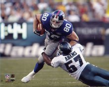 Jeremy Shockey New York Giants 8X10