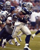 Eddie George LIMITED STOCK Dallas Cowboys 8X10 Photo