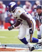 Kenechi Udeze Minnesota Vikings 8X10 Photo