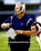 Bill Parcells Coach Cowboys 8X10 Photo