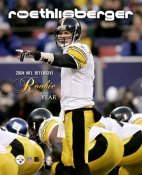 Ben Roethlisberger ROY LIMITED STOCK Steelers 8x10 Photo