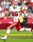 Marc Boerigter Kansas City Chiefs 8X10