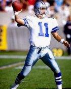 Danny White Dallas Cowboys 8X10