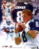 Troy Aikman Legends Dallas Cowboys SATIN 8X10 Photo