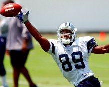 Randal Williams Dallas Cowboys 8X10 Photo