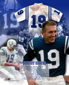Johnny Unitas LIMITED STOCK Legends Colts 8X10 Photo
